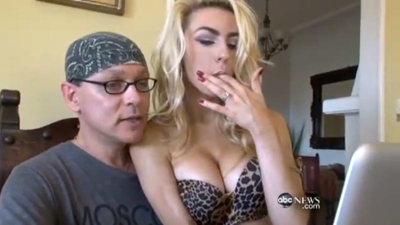 Courtney Stodden Is a 'Victim of Her Own Beauty,' Says Courtney Stodden's Mom