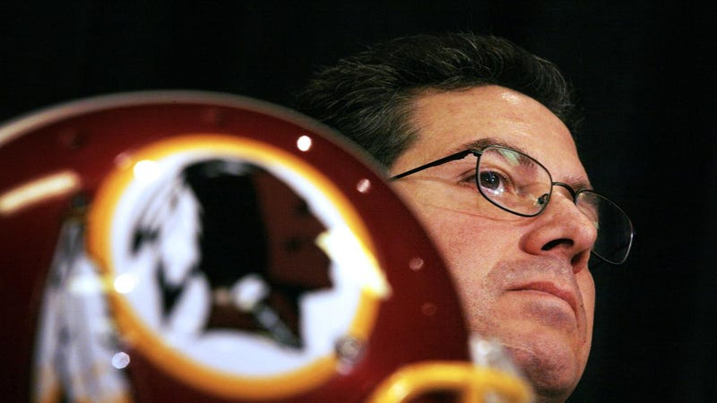 "Report: Arizona Tribe Refused Redskins' ""Bribe"" To Build Skate Park"