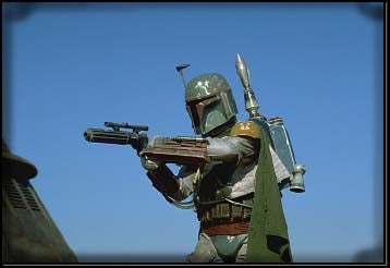 10 Coolest Bounty Hunters in the Galaxy