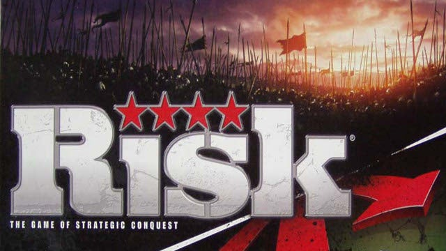The Origins and Evolution of the Strategy Board Game RISK