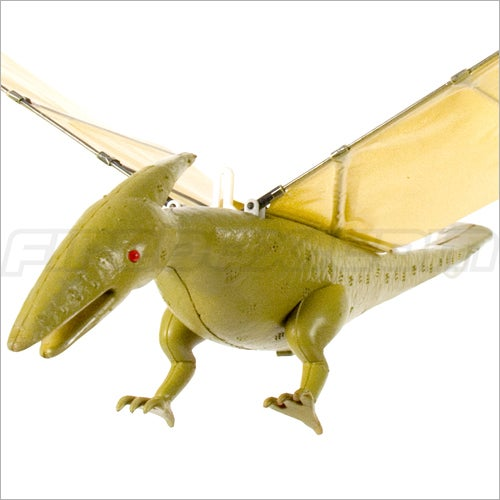R/C Pterosaur Lives Up To Its Name, Actually Soars