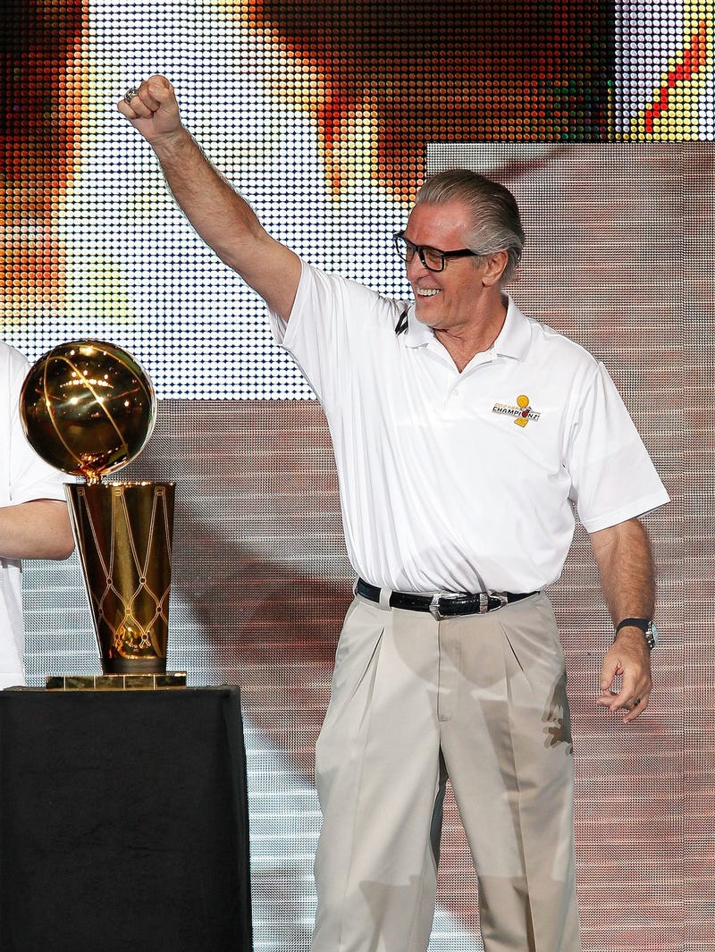Pat Riley Still Doesn't Quite Understand Why People Hated The Heat