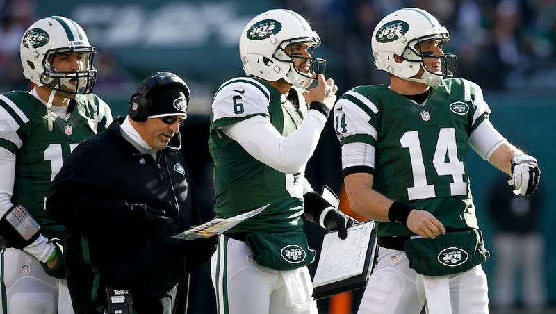 Mark Sanchez Is Once Again The Starting Quarterback For The New York Jets