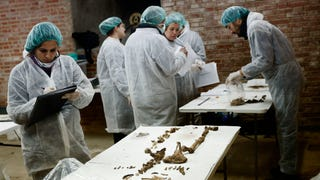 A Team of Archeologists May Have Found the Body of Cervantes