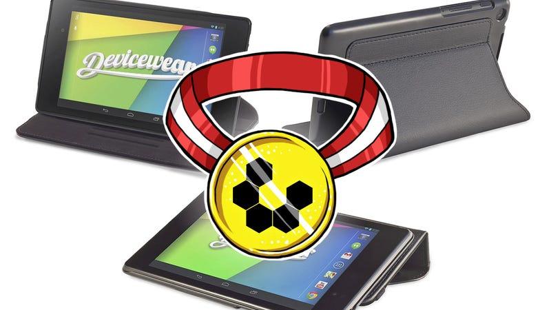Most Popular Nexus 7 Case: Devicewear Ridge