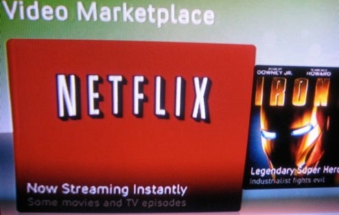 Official Netflix Streaming on Xbox 360 Isn't Bad, But You Can Do Better