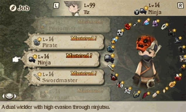 It Takes A Special Game To Make Me This Obsessive, Bravely Default