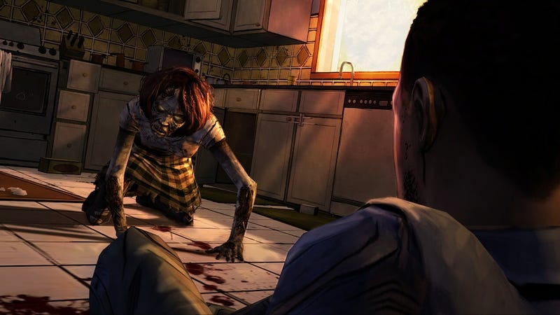 5 Reasons The Walking Dead Game Is Better Than The TV Show