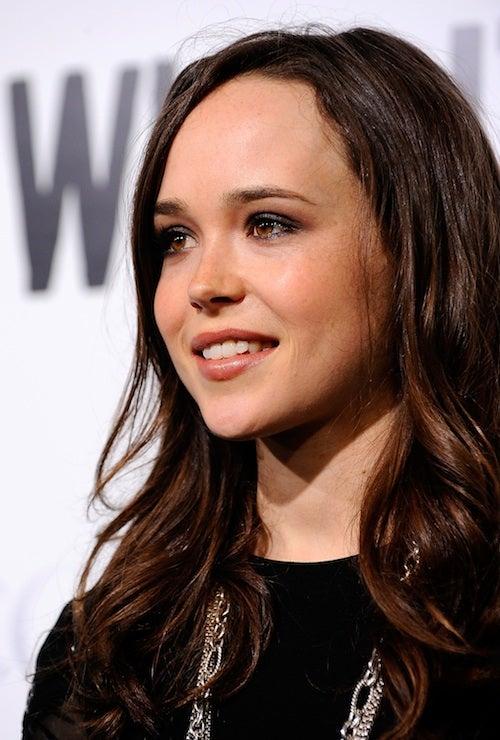 Ellen Page's (Onscreen) Lesbian Love Story