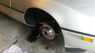 Brakes = DONE! (General Update On Christine)