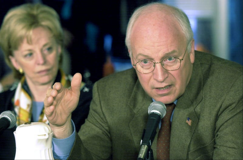 Dick Cheney Feared That Terrorists Would Hack His Heart and Kill Him