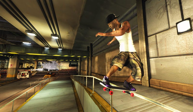 Frankenreview: Tony Hawk Ride