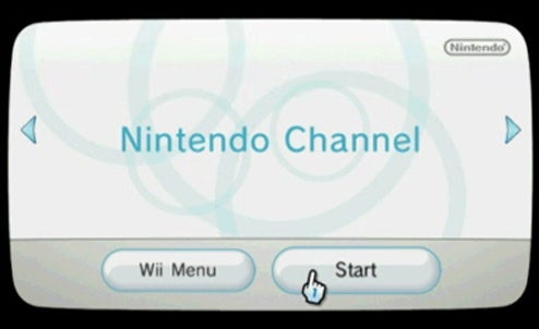 Nintendo Channel Is Live