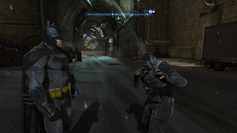 Batman: Arkham Disappointment