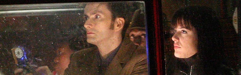 Doctor Who's New Vehicle Has Already Crashed