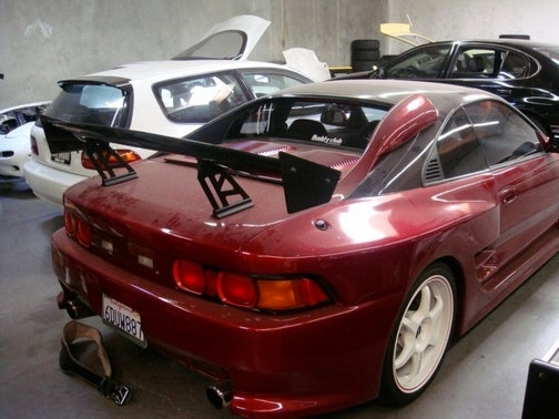 Toyota MR2 Turbo Widebody for $11,000!