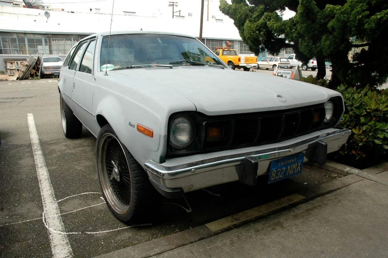 Donked AMC Hornet Sportabout Sports Hella Bass, Truck Nutz