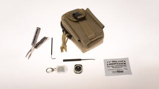 The CIA Escape and Evasion Survival Bag
