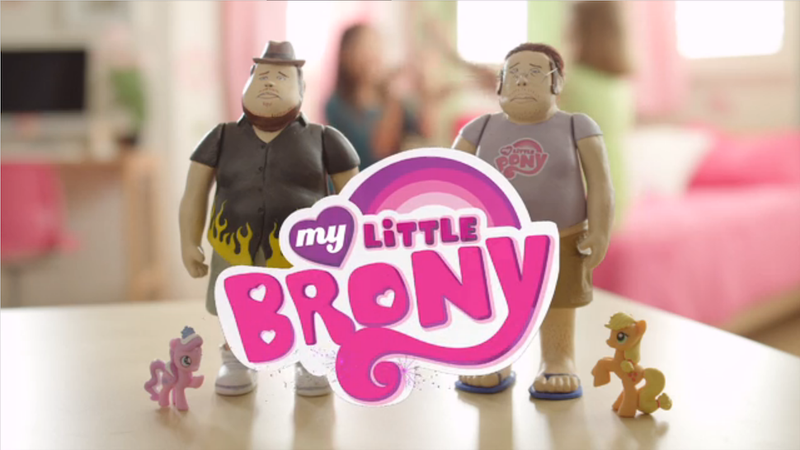My Little Brony: For the Little Girl (or Grown Man) Who Has Everything