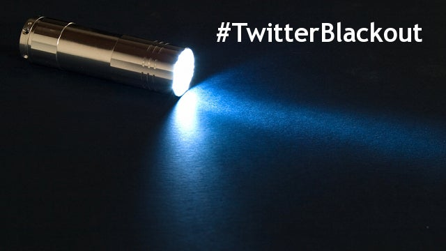 Twitter Blackout Protest Means Fewer Tweets About Brunch