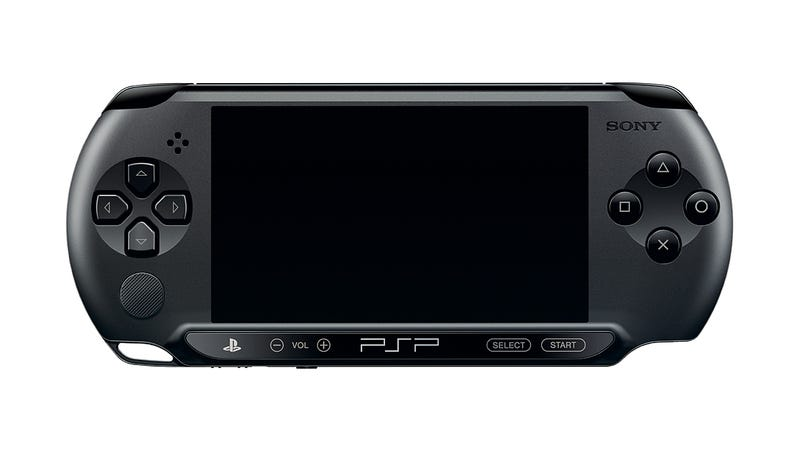 Sony Launching a New Wi-Fi-less PSP for €99 [Update: Europe Only!]