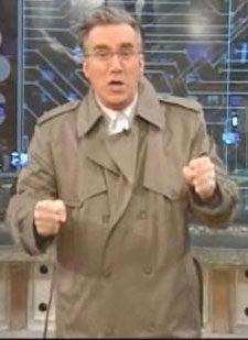 Keith Olbermann Now Vital Seventh Cog In NBC Pregame Team