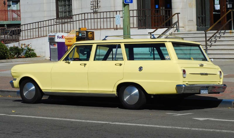 1963 Chevrolet Chevy II Station Wagon