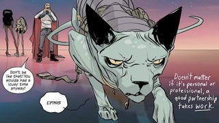 Brian K. Vaughn And Fiona Staples Reveal What's Ahead For <em>Saga</em>