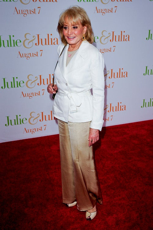 Cooks Can't Stand The Heat At Julie And Julia NYC Premiere