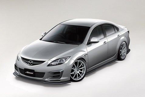 Is the Mazda Atenza Mazdaspeed Concept the next Mazdaspeed6?