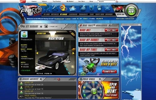 Bring Your Hot Wheels Obsession Online