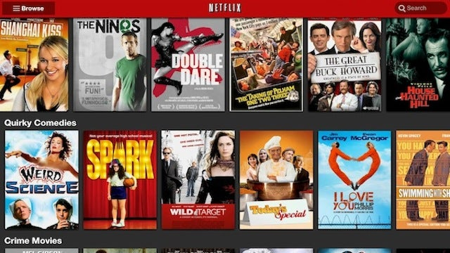 Netflix's Updated iOS App Comes With a Shiny, New Intuitive Design