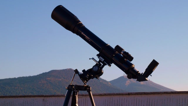 Hack a Cheap Telescope into a Pricier Model and Improve Your Stargazing Experience