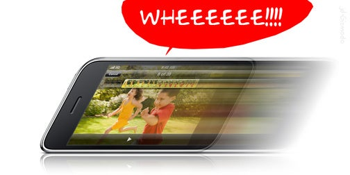 Samsung's 1GHz ARM Chip May Come to Next-Gen iPhone and Pre