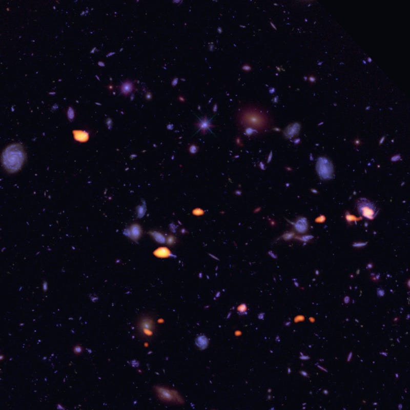 These Deep Space Images Reveal a New Type of Galaxy