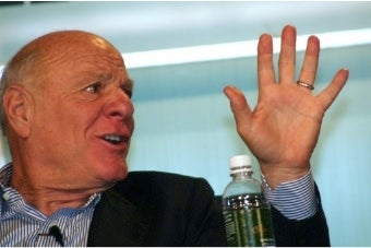 Barry Diller Will Cater to Very Specific Sexual Tastes