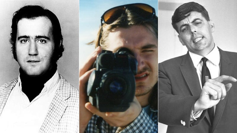 Dying Up Here: Tributes To Three Departed Funnymen