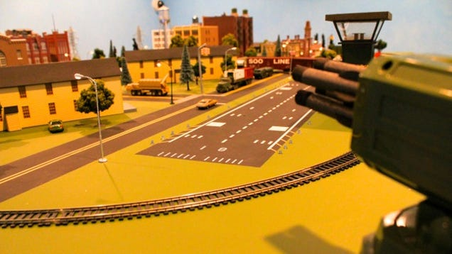 The Tiny Model Town Where the Military Trains for Cyber Warfare