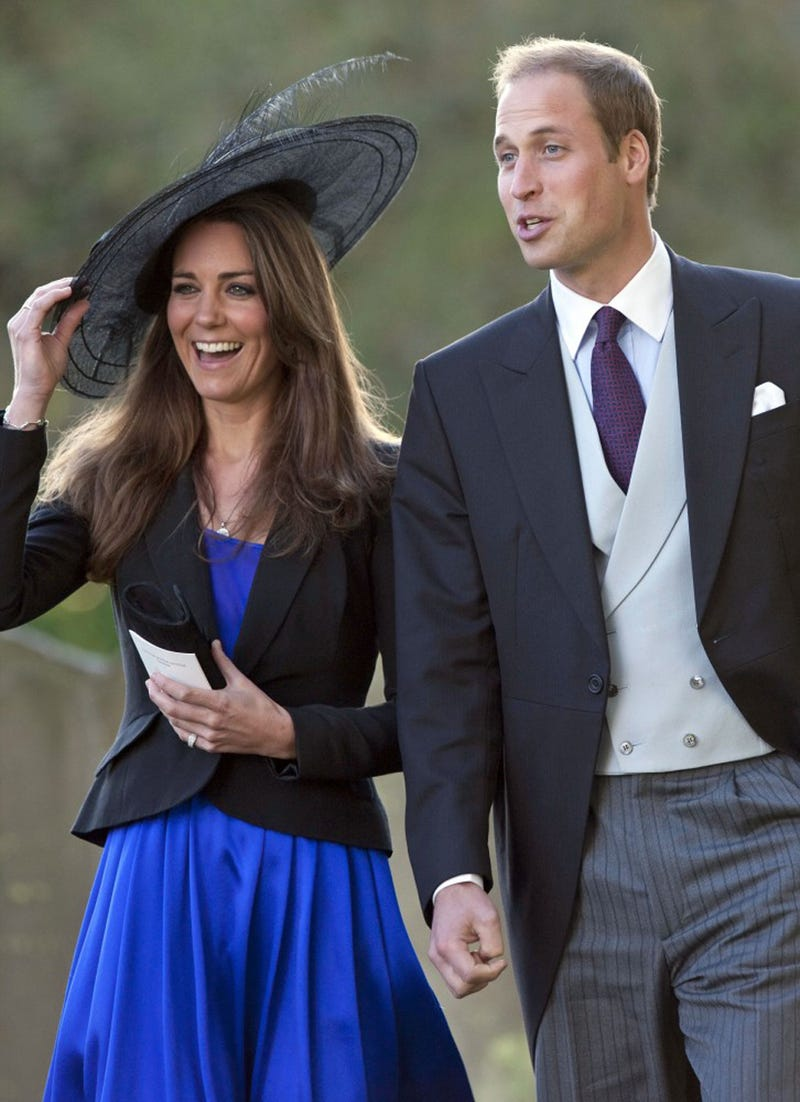 Prince William & Kate Middleton Fuel Engagement Rumors