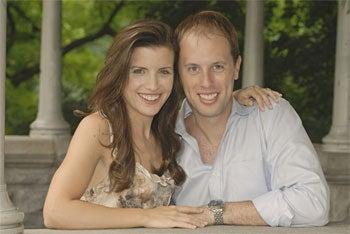 Elizabeth Goldhirsh & Eric Yellin Met On J-Date