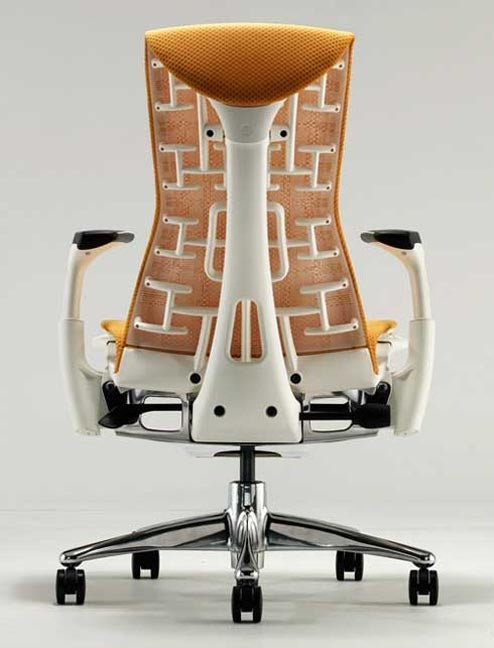 The Herman Miller Embody Chair, or Aeron Part II