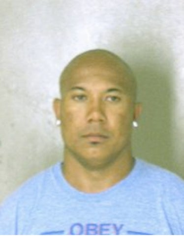Here's Hines Ward's Mug Shot