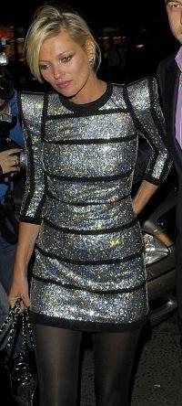 Kate Moss Literally Bursting At The Seams