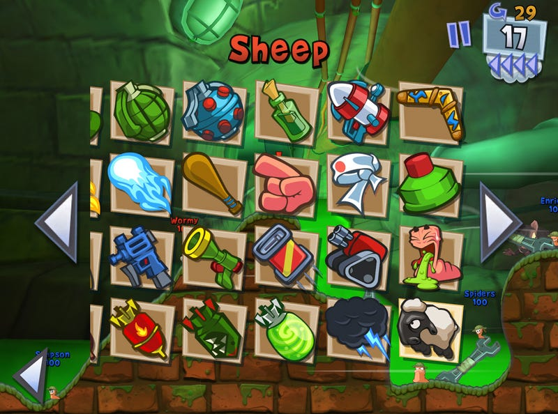 Team17 Finally Making Worms 3. No, Worms 3D Didn't Count.