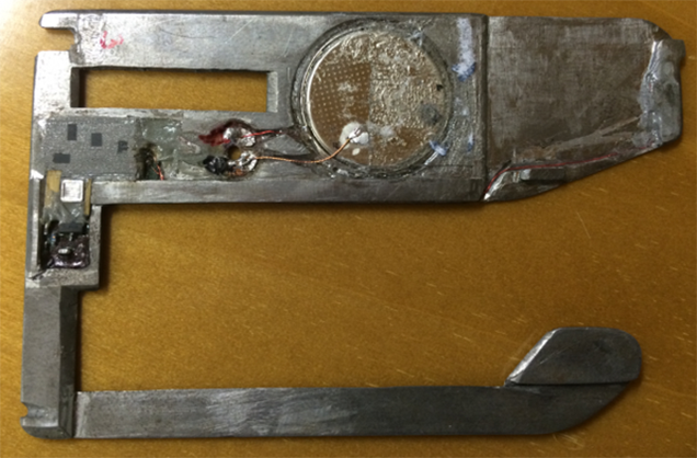 You'd Never Spot This Razor-Thin ATM Skimmer