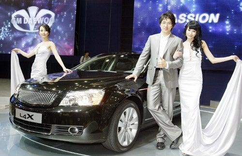 Seoul Motor Show: The GM Daewoo L4X