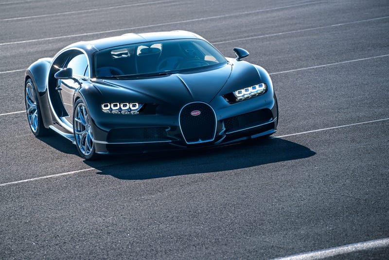 'Bugatti Chiron: This Is A Lot More Of It ' from the web at 'http://i.kinja-img.com/gawker-media/image/upload/s--i9yt6hiZ--/c_scale,fl_progressive,q_80,w_800/wh03vtfhyyjkaryzdqmv.jpg'