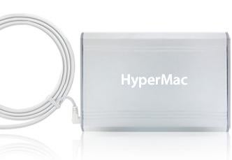 HyperMac External Battery Gives MacBooks a 32 Hour Boost