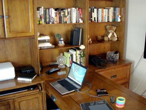 Lifehacker Workspaces: Rosa Golijan Edition