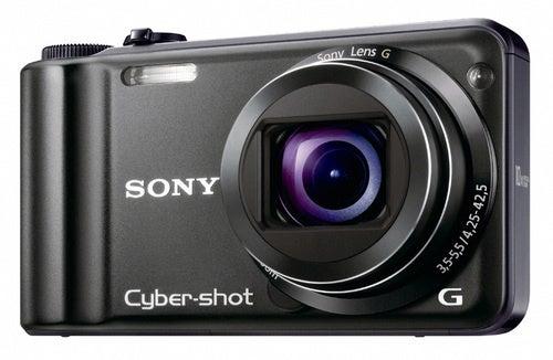 Sony Cybershot H55: Big 10x Zoom, Small(ish) Camera